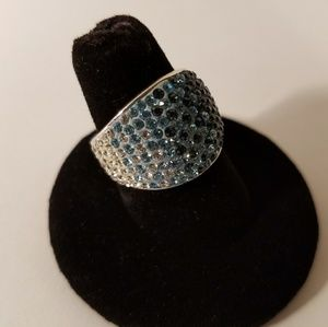 Jewelry - Trendy Fashion Dome Crystal Ring